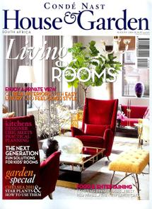 Thumbnail for House & Garden - Aug 2011