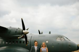 Thumbnail for Couple Shoot/Nicolene+Johan/SAAF Museum