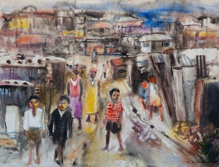 Edenvale Location, The Slums - SOLD