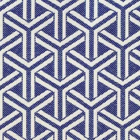 African Key - Blue