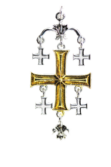 KT09 Jerusalem Cross