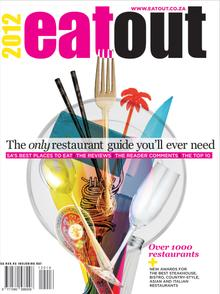 Eat Out Magazine Cover