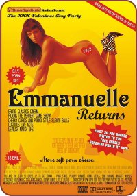 Thumbnail for Emanuelle Returns  The soft porn cheese