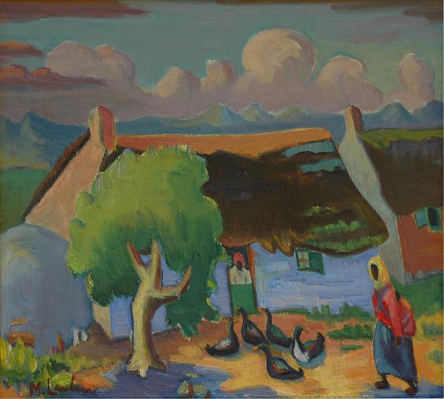Elim landscape - SOLD