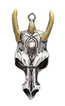 ............GA8 Dragon Skull