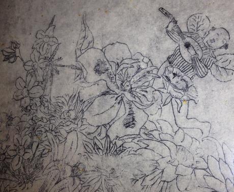 Marcus Glaser - strange flowers - detail