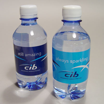 thumbnail for in-house water labels