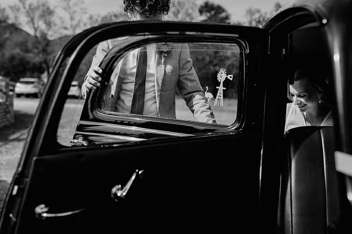 Karoo Wedding - Eben & Salinda