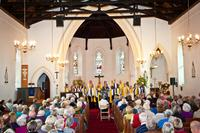 2016 November St Francis Anglican Church, Simon's Town.