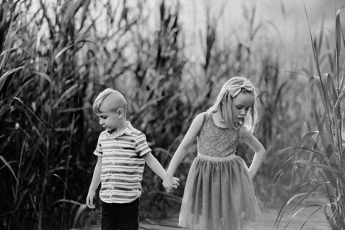 Garden Route Beach Family Shoot - Swanepoel Family