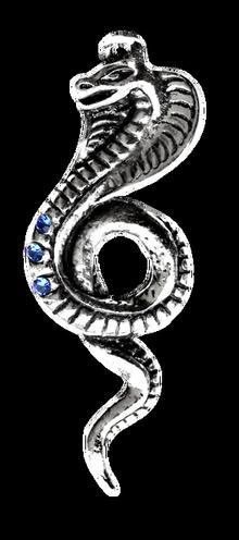 <b>JA14 Wadjet Snake - Wisdom and Guidance<br>Price:R320</b>