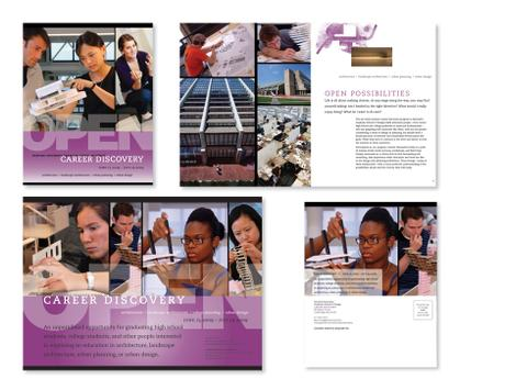 thumbnail for Career Discovery Program Brochure and Poster 2009