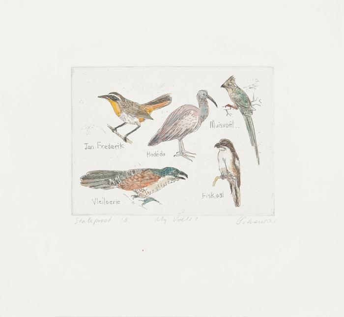 My Voëls I (My Birds I)