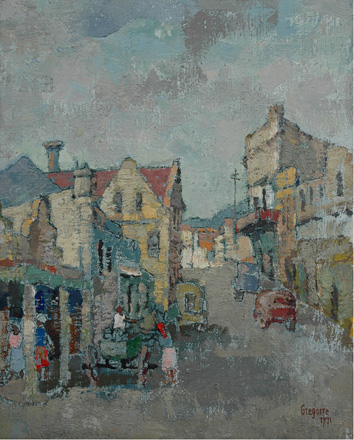 District Six - SOLD
