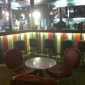 Barfront, HQ restaurant Cape Town