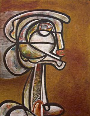 Cecil Skotnes - Head