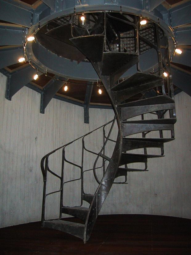 Tokara Wine Farm: Spiral staircase, Stellenbosch, South Africa
