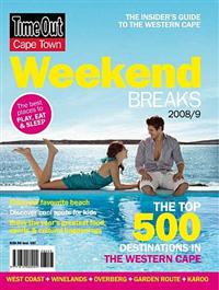TimeOut Cape Town Weekend Breaks