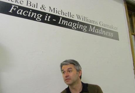 Curator Brian Fay