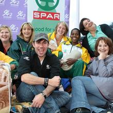 Thumbnail for SPAR National Netball Team Makes Winter Warmer
