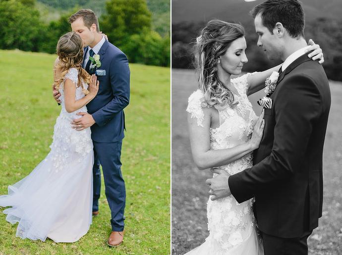 Stylish & Modern Garden Route Wedding