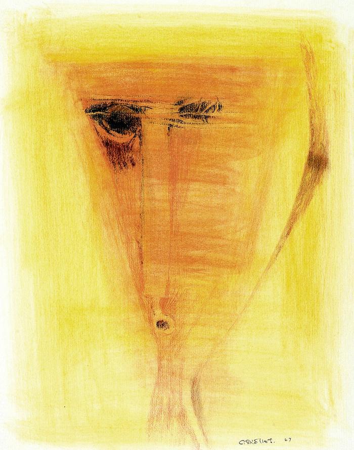Yellow portrait (1967)