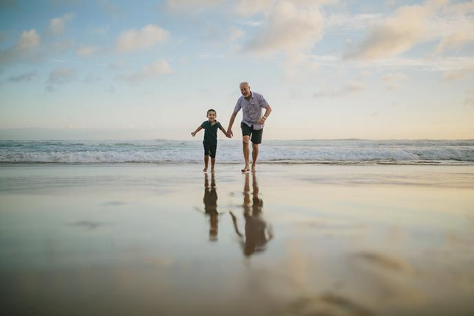 Summer Family Portraits - Garden Route Photographer
