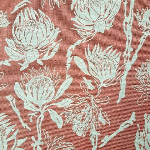 Protea - Reverse Red