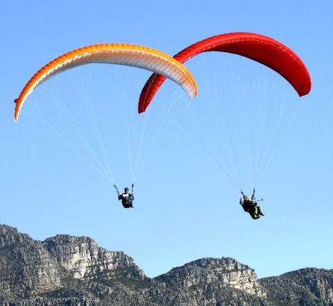 Lets Paraglide