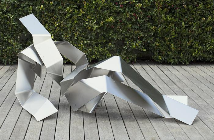 Anthony Lane:  The bather (Origami series)