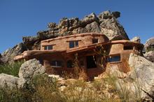 Judy's cob house