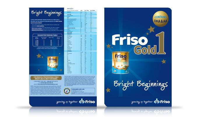 Friso Trade Presenter