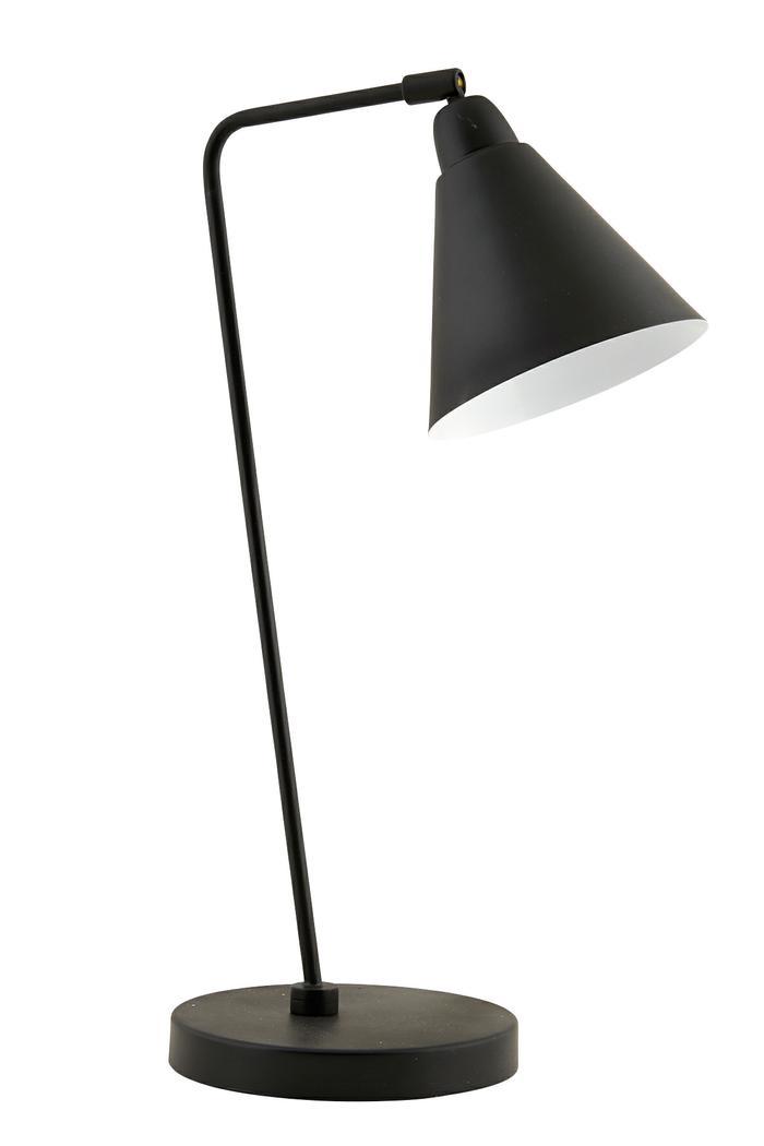 Bedroom table lamps - Black Table Lamp Mezzanine