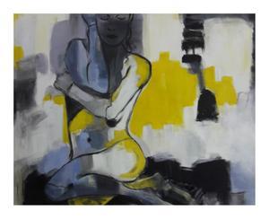 Marcia Lusman    Serenity    Acrylic    64 x 80cm    R4000.00