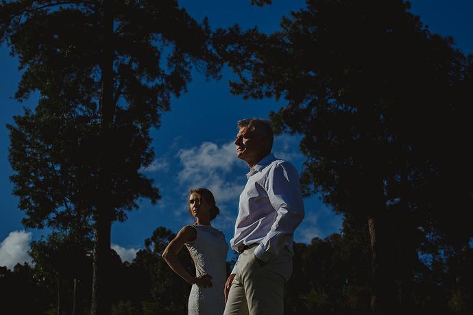Garden Route Wedding Anniversary Shoot