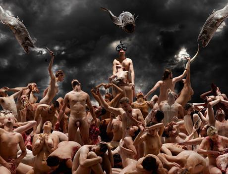 Claudia Rogge _ Dante's Purgatory