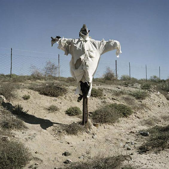 Scarecrow   De Beers Diamond  Reserve   West Coast   South Africa