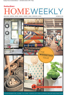 Sunday Times Home Weekly - Woodstock Issue