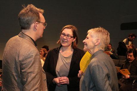 Thijs Vissia, Margreet Vermeulen, Françoise Davoine