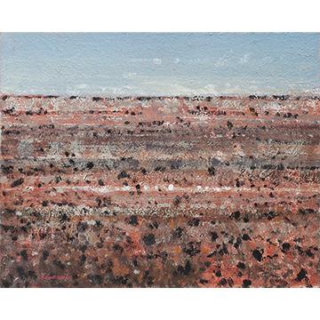Ben Coutouvidis - Kalahari landscape