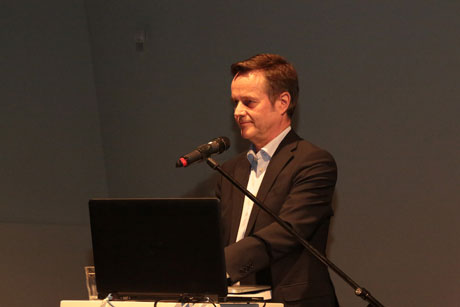 Jon-Ove Steihaug, director of exhibitions, Munch Museum (curating)