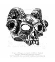 R176 Hell's Doorman ring