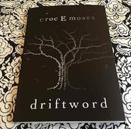 driftword. UNISA Press. croc E moses.jpg
