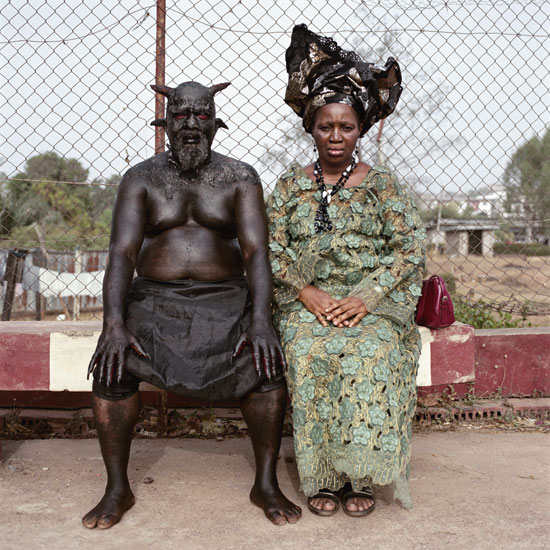 Chris Nkulo and Patience Umeh. Enugu, Nigeria, 2008