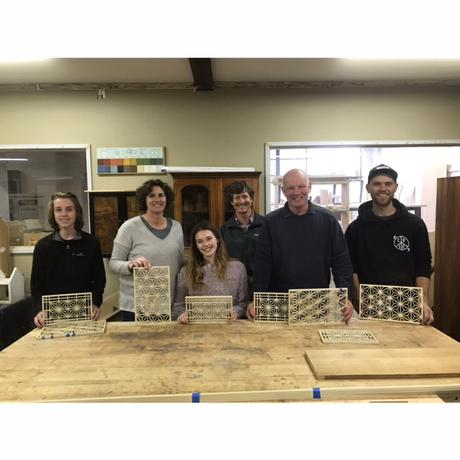 Melbourne Guild Of Fine Woodworking Classes Kumiko Workshop