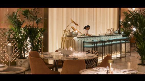 thumbnail for Flamingo Room, by Tashas - New years invite, Dubai
