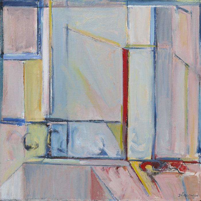 Variations I (Window with balcony - SOLD