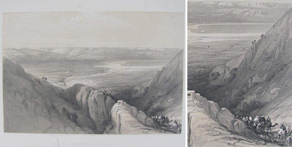 David Roberts • Jordan Valley
