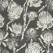 Protea - Reverse Black