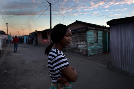 thumbnail for Asandiswa Makapela, 20 years old- Langa, Cape Town